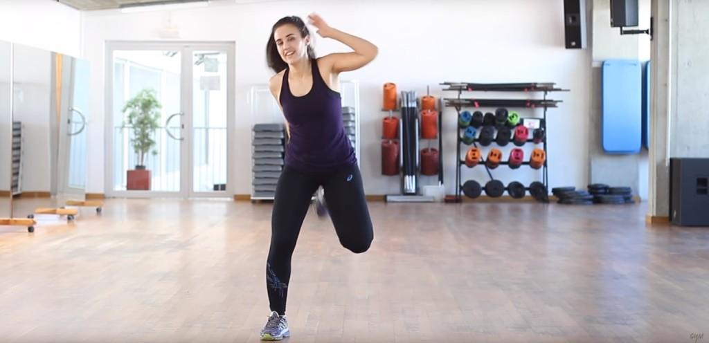 gym virtual ejercicio