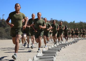 pentatlono militar carrera de obstáculos