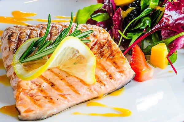 pescado dieta mediterranea
