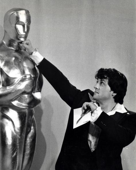 Stallone en los Oscar