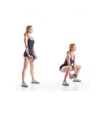 sumo squats