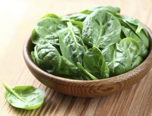 vegetales de hojas verdes más nutritivos