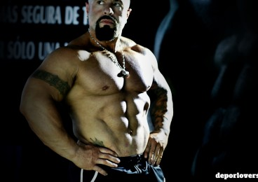 Como aumentar masa muscular rutina de entrenamiento