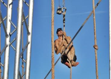 Entrenamiento espartano: cómo superar todos los obstáculos