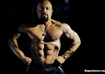 Entrenamiento para crear músculo