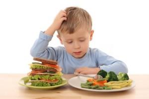 comer de forma gradual