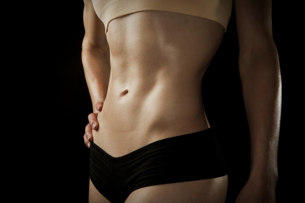 ejercicios de abdominales en banco