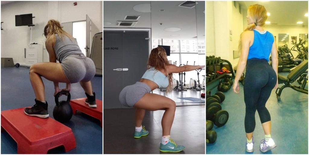 ejercicios de piernas y glúteos