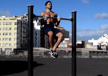 los mejores ejercicios de dominadas