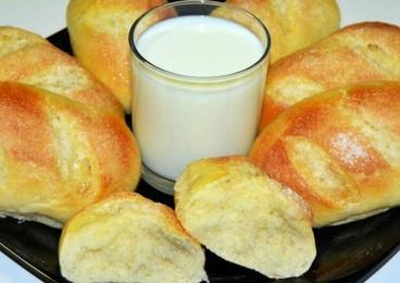 receta pan de leche sin harina
