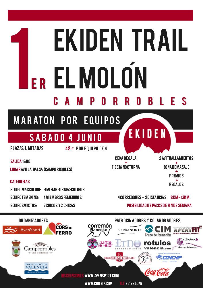 Ekiden Trail El Molón