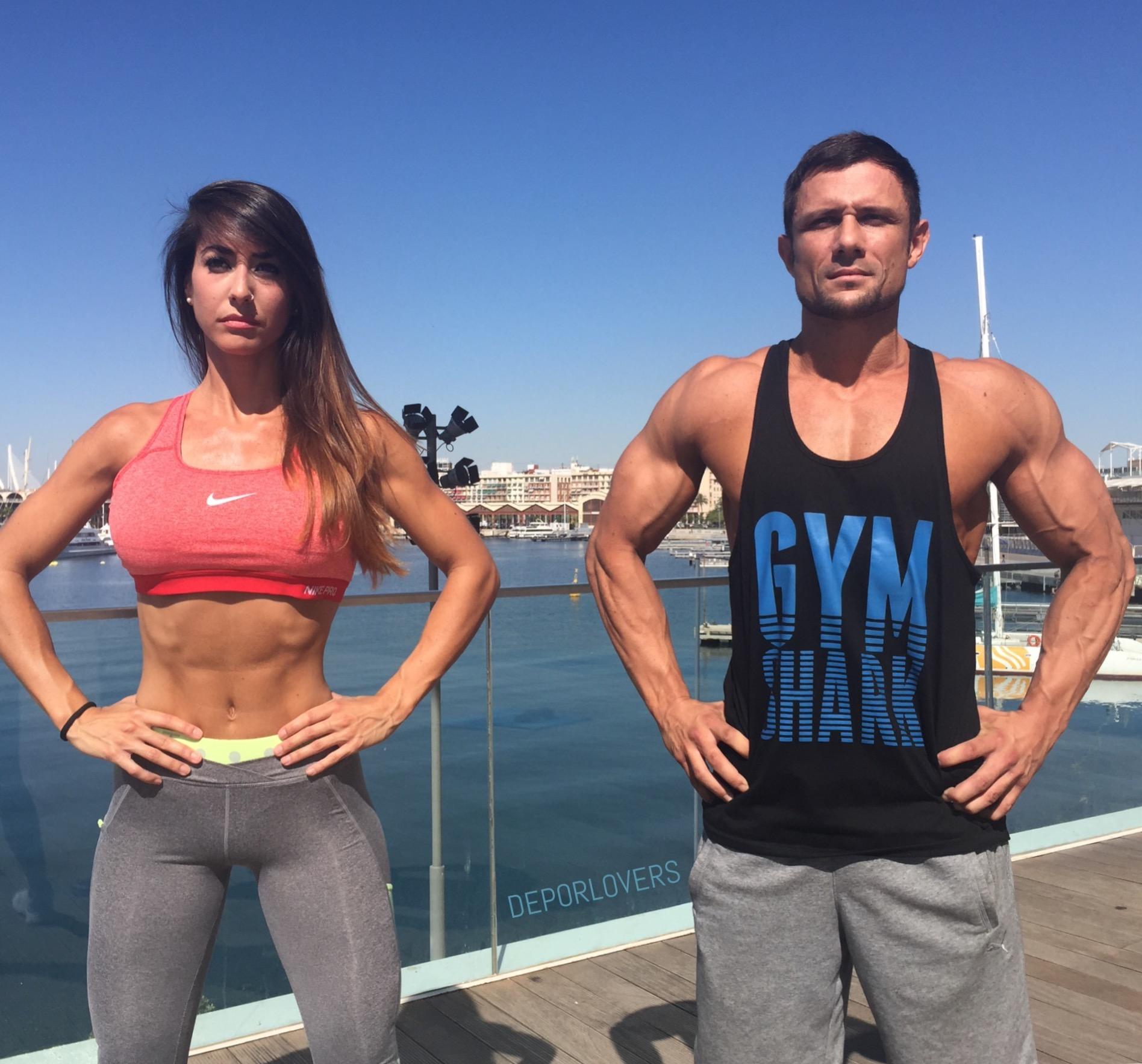Beneficios del entrenamiento en pareja