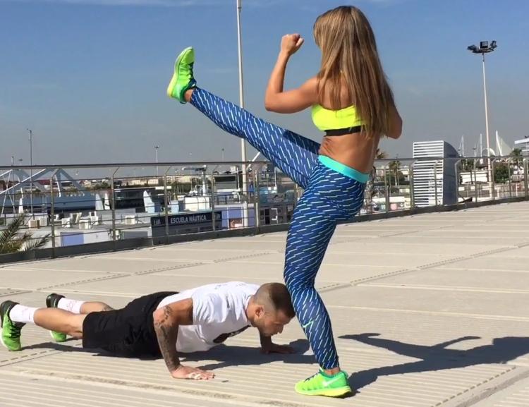 ejercicios para tonificar todo el cuerpo