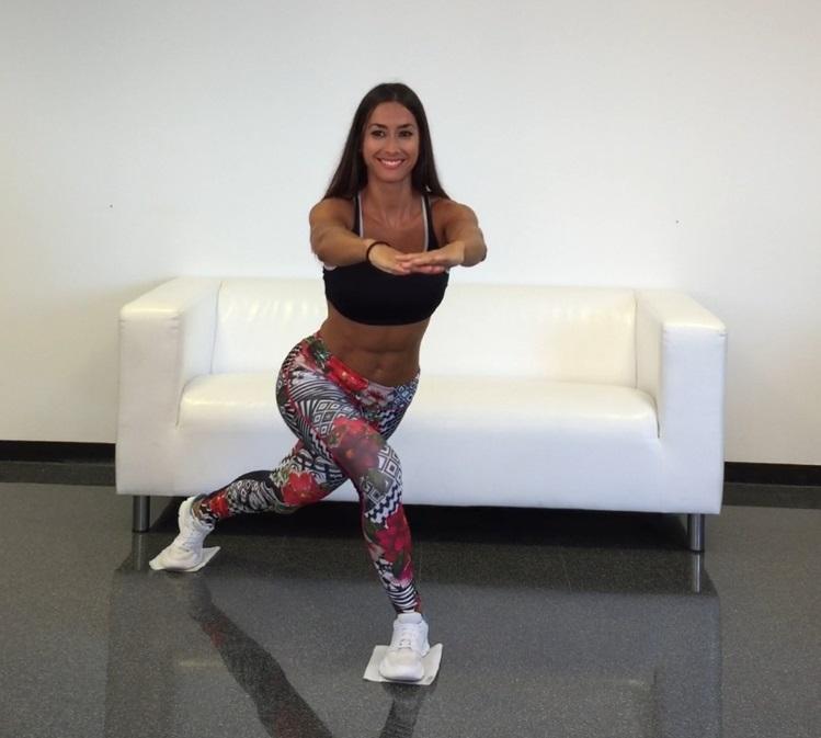 entrenamiento piernas sin impacto