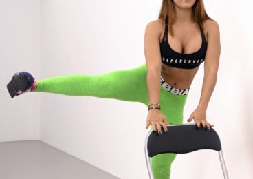 ejercicios para gluteos y piernas sin impacto