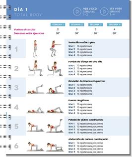 plan de entrenamiento para adelgazar en 30 días deporlovers