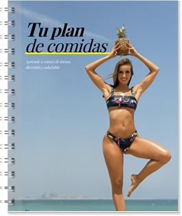 Guía de nutricion para conseguir un cuerpo bikini