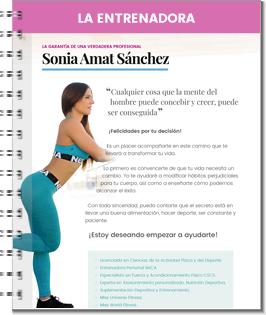 Entrenadora Sonia Amat