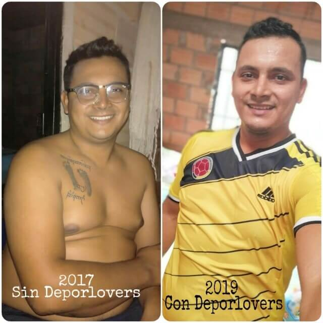 Transformación Deporlovers