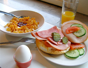 proteina desayuno