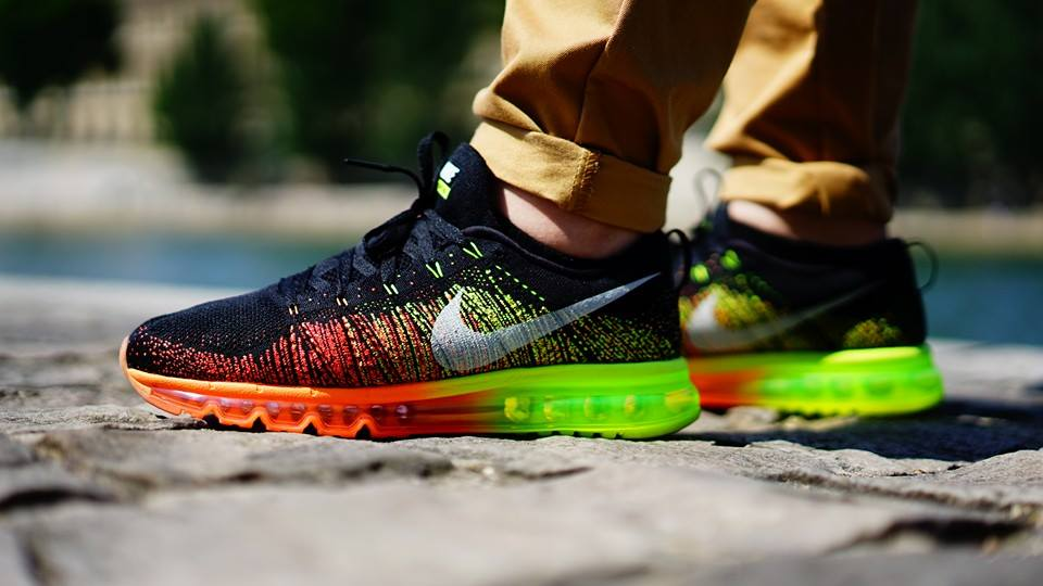 zapatillas nike air max 2015 flyknit