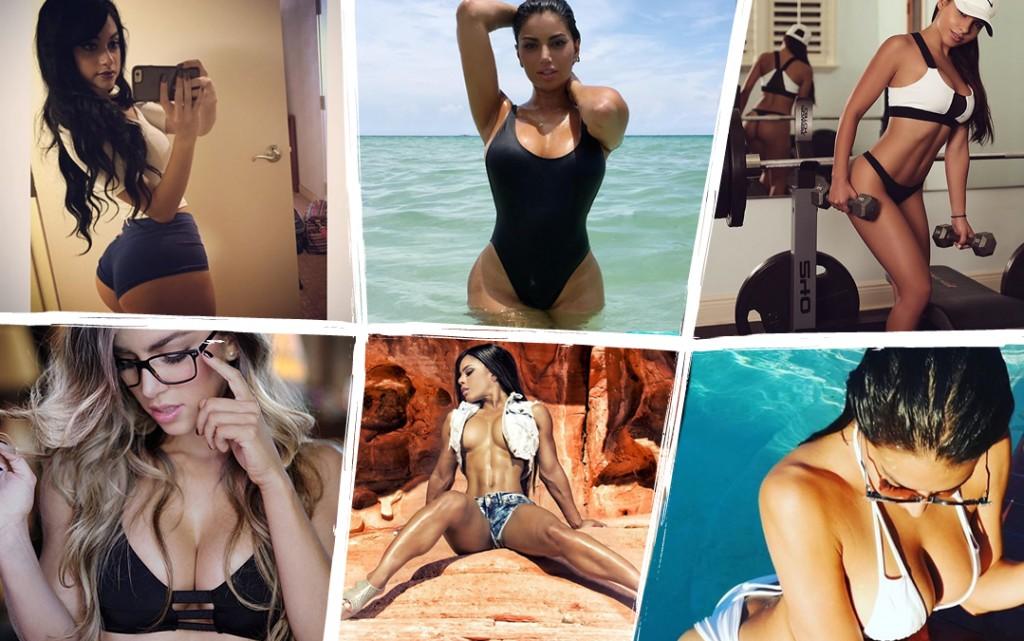 las mejores mujeres fitness de instagram