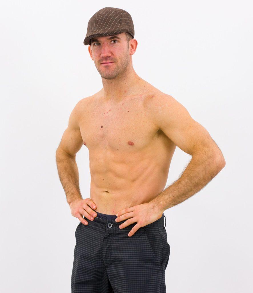 adelgazar abdomen hombres masculino