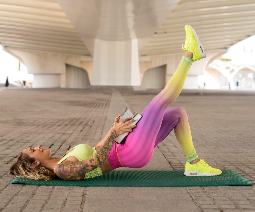 adelgazar cintura y fortalecer abdomen